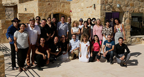 The 15th round of Rawi Screenwriters Lab