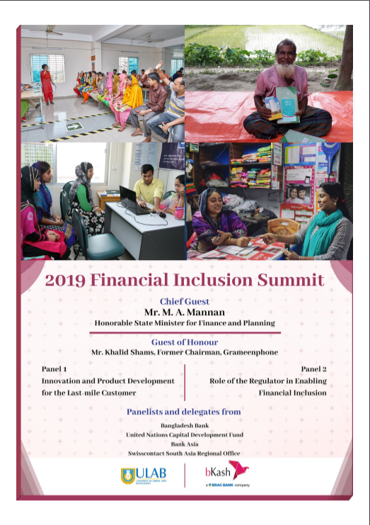 2019 financial Inclusion Summit