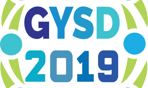 Global Youth Service day Logo