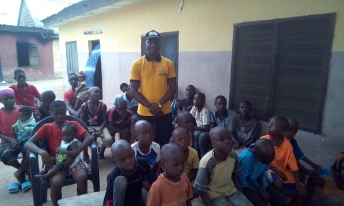empowering orphans