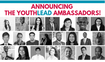 Meet the YouthLead Ambassadors